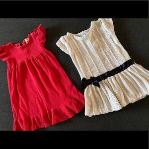 Baby Girl fleece Dresses
